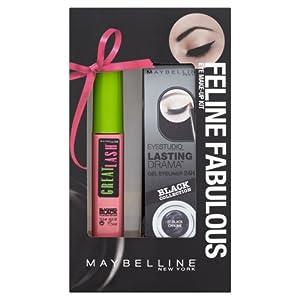 Maybelline New York Feline Fabulous Eye Make-Up Kit