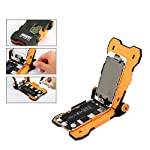 Type: Hand Tools,Combination, Size: 20 x 14.5 x 6.2 cm, Number of Pieces: 1 Set, Package: Case, Brand Name: JAKEMY, DIY Supplies: Electrical, Model Number: JM-Z13, Application: Cellphone repair, Type: Smartphone fixed screen holder, Material: Plastic...