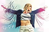 Up Close Poster Taylor Swift - Flying (91,5cm x 61cm)