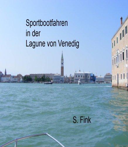 Sportbootfahren in der Lagune von Venedig