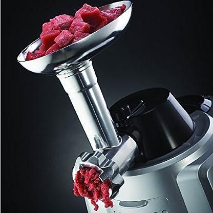 Syntrox-Germany-XXL-58-Liter-Edelstahl-Creme-Food-Processor-Kchenmaschine-mit-tollem-Zubehr