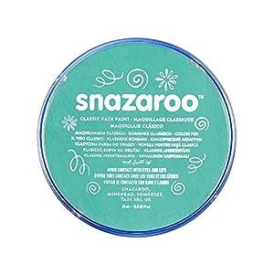 Snazaroo - Pintura facial y corporal, 18 ml, color azul marino