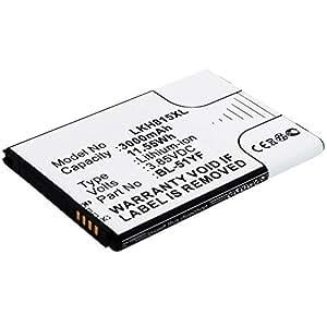 CELLONIC® Batterie premium pour LG G4 / LG G4 Stylus (3000mAh) Batterie de recharge, Accu remplacement