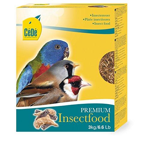 CéDé Insektenfutter  3 kg