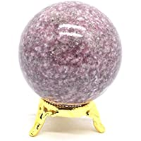 Heilung Kristalle Indien 40–50mm natur Edelstein Kugel Ball Aura Balancing metaphysisch Ball (Lepidolith) preisvergleich bei billige-tabletten.eu