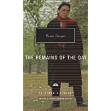 The Remains of the Day (Everyman's Library (Cloth)) by Kazuo Ishiguro (2012-10-02)