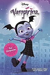 Disney Vampirina: The Sleepover Cinestory Comic (Disney Vampirina Cinestory Comic)