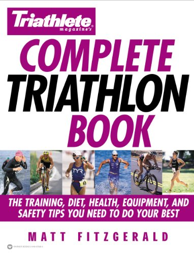 Triathlete magazines complete triathlon book the training diet triathlete magazines complete triathlon book the training diet health equipment and fandeluxe Images