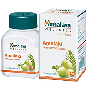 Himalaya Wellness Pure Herbs Amalaki Immunity Wellness – 60 Tablets