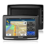Nicksea 5 Zoll GPS Navigation Navi Europe Traffic Auto Navigationsgerät Touchscreen mit...