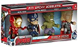 FunKo Marvel Avengers Age of Ultron - 4Piece Bobble-Head Box (Inc. Iron Man, Captain America, Hulk & Thor)