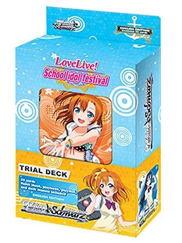 Weiss Schwarz Love Live! feat. School idol festival ENGLISH Trial Deck