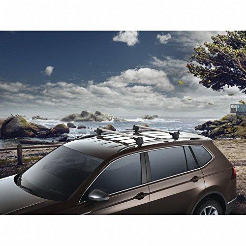 Volkswagen 5NL071151 Tragstäbe Dachgepäck T-Nut Grundträger Dachgepäckträger (Dachgepäckträger Grundträger)