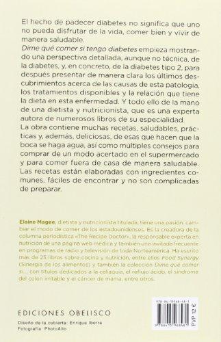 Dime Qué Comer Si Tengo Diabetes (SALUD Y VIDA NATURAL) - 2