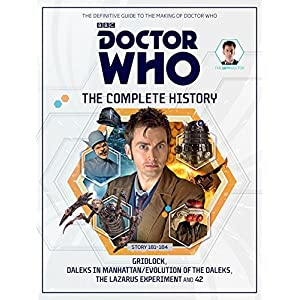 BBC Doctor Who The Complete History Graphic Novel Issue 1