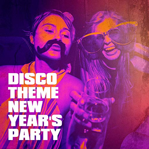 Disco Theme New Year's Party (Theme New Years)