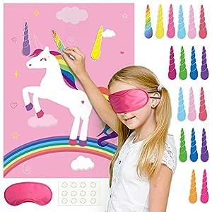 FEPITO juegos de unicornio, en
