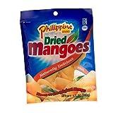 100g Getrocknete Mango in Streifen Philippinen