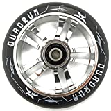 AO Scooters AO Quadrum 10-Star Wheel 100mm incl.Kugellager silber