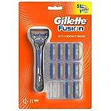 Gillette Fusion5 Razor Plus 10 Blade Refills