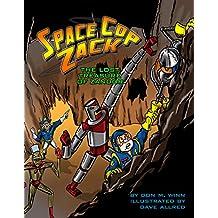 Space Cop Zack: The Lost Treasure of Zandor