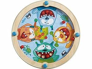 HABA 302122 Juego Educativo - Juegos educativos, Child, Niño/niña, 2 año(s), Monstruo, Madera contrachapada