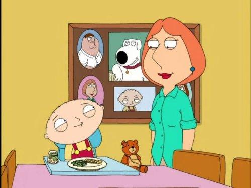 Stewie Loves Lois -