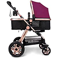 Puede ser reclinable, carritos de los niños, carros de bebé, carruajes de alto
