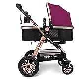 Puede ser reclinable, carritos de los niños, carros de bebé, carruajes de alto perfil del bebé,...