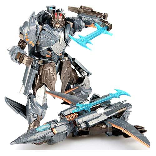 Siyushop Heroes Rescue Bots, Juguetes de deformación para niños, Modelo de Carro de Juguete deformado con Armas - Día del niño, Navidad para niños
