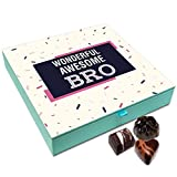 Best Bros Bracelets - Chocholik Rakhi Gift Box - You are Wonderful Review