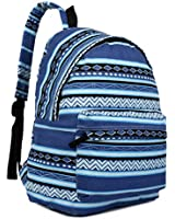 Miss LuLu Dog Polka Dot Flower Butterfly Plain Retro Fashion Backpack Rucksack School Bags