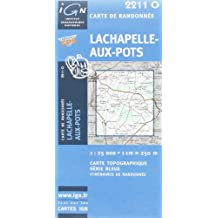 Lachapelle-aux-Pots: IGN2211O (Ign Map)