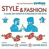 Soul Jazz Records Presents Fashion Recor