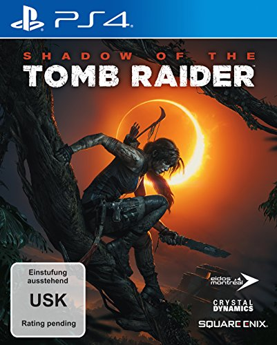Neuesten Playstation-spiele (Shadow of the Tomb Raider - [PlayStation 4])