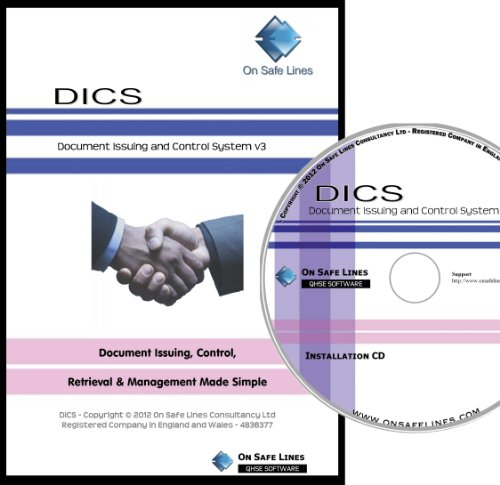 dics-document-issuing-and-control-software