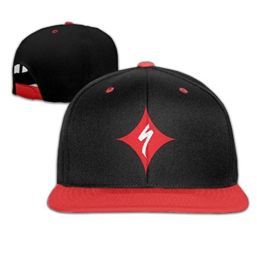 Preisvergleich Produktbild Briskaari Specialized Logo Adjustable Snapback Hip-hop Baseball Hat Cap For Unisex