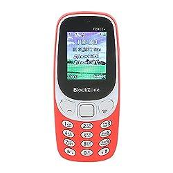 Blackzone Force+ Dual Sim 3310 Mobile (Red)