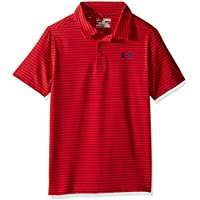 Under Armour Jungen Playoff Streifen Polo Shirt