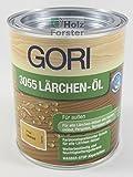 Gori Holz-Öl Lärche 7122, 0,75 Liter