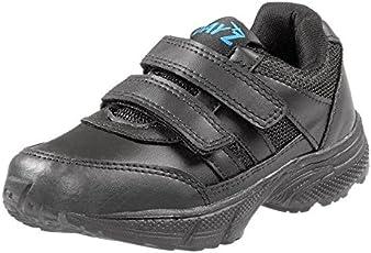 DAYZ Kids Black Superlight EVA School Shoes for Boys and Girls