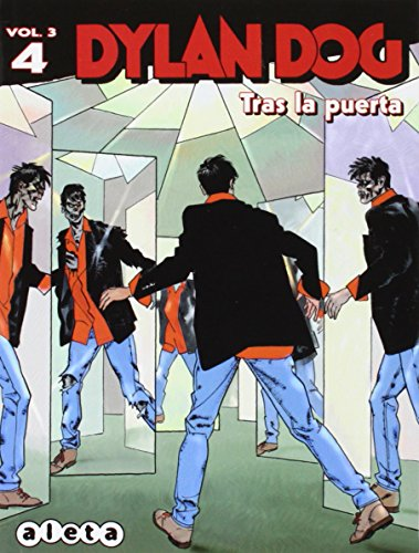 Dylan Dog n. 4 (vol 3): Tras la puerta (Dylan Dog vol. 3)