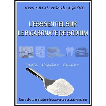 L'essentiel sur le bicarbonate de sodium