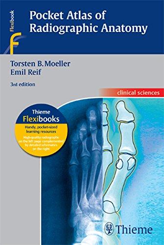 Preisvergleich Produktbild Pocket Atlas of Radiographic Anatomy (Flexibooks)