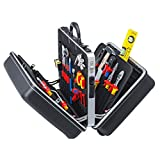 """Knipex 002141""""Big twin-move eléctrico"""" caja de herramientas, multicolor, Set de 65piezas"""