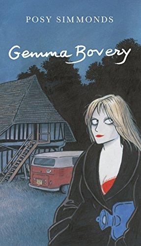 Gemma Bovery (Roman) por Posy Simmonds