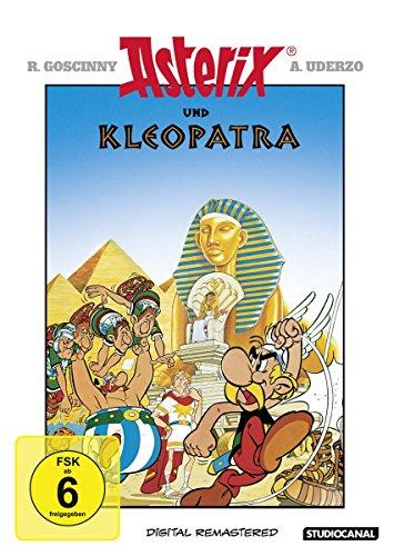 Bild von Asterix und Kleopatra