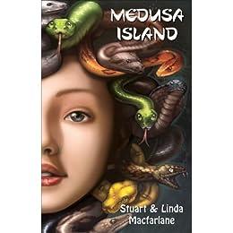 Medusa Island ( A Fantasy Fiction Story ) (English Edition) di [Macfarlane, Stuart, Linda Macfarlane]