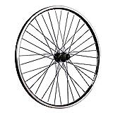 Taylor-Wheels Laufrad 26 Zoll Hinterrad Ryde Zac19 Shimano Deore FH-M610 schwarz