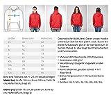 Holz Shirt für Holzfäller/Kettensäge/Motorsäge/Baum/Wald/Säge/Pullover/Jacke/Förster/Landwirt - Unisex Kapuzenpullover Hoodie -L-Jet Schwarz